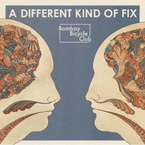 Bombay Bicycle Club - A Different Kind of Fix - Album Cover