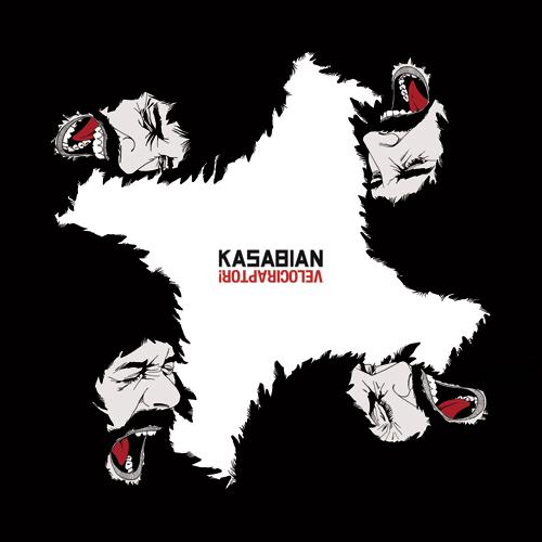Kasabian - Velociraptor - Album Cover