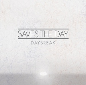 Saves the Day - Daybreak - Album Cover