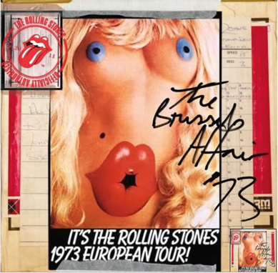 The Rolling Stones - Brussels Affair (Live 1973)