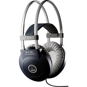 AKG M80 MKII Semi-open Studio Headphone